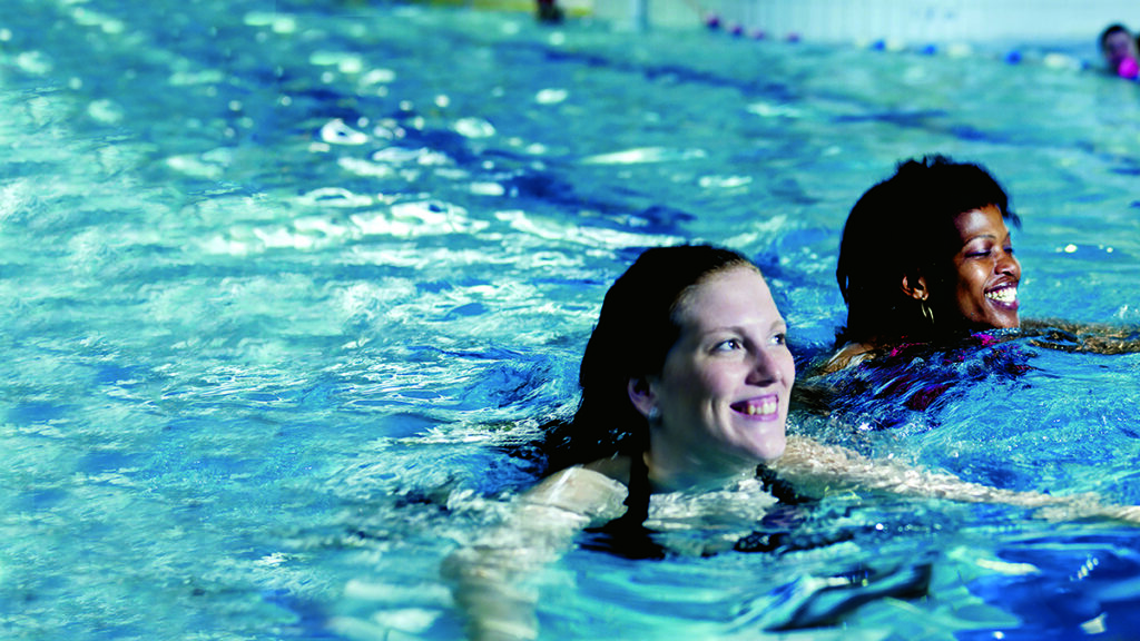 Benefits of breaststroke section